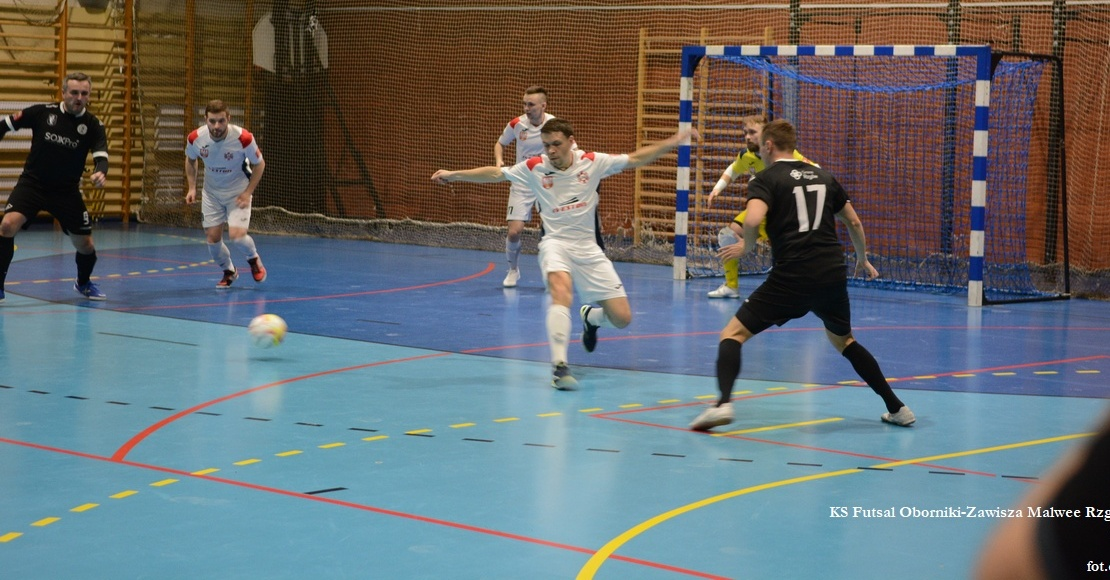 KS Futsal Oborniki zagra w sobotę z liderem!