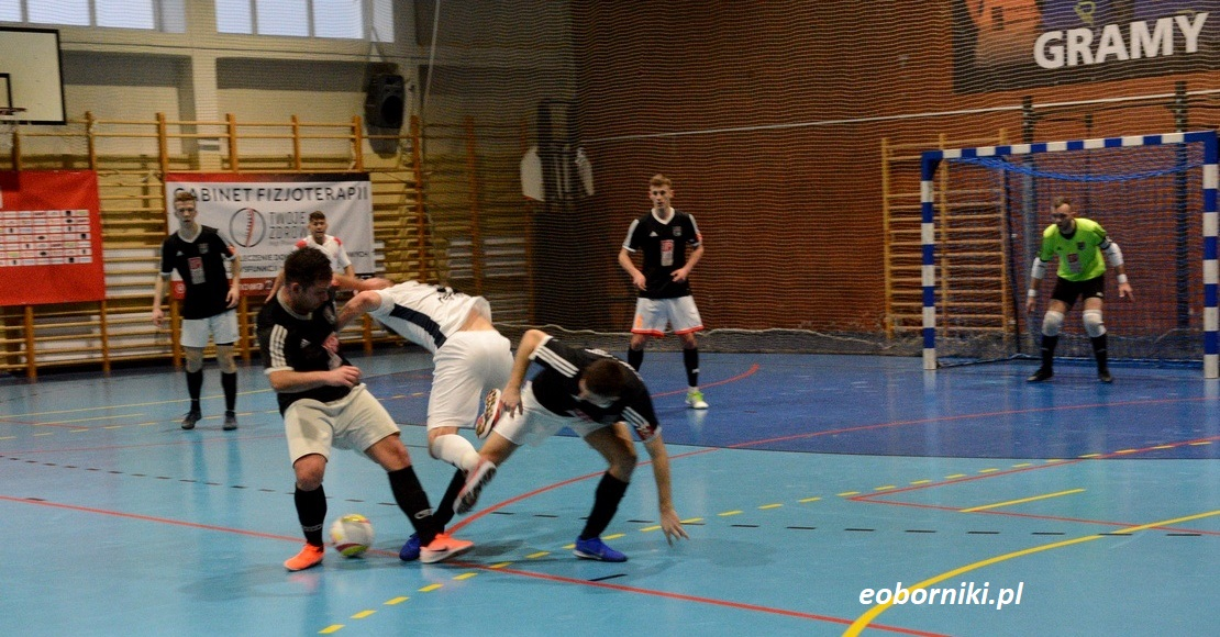 KS Futsal Oborniki - Team Lębork na zdjęciach