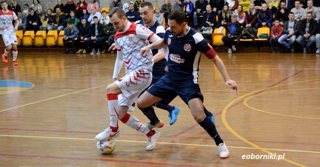 KS Gniezno - KS Futsal Oborniki na zdjęciach