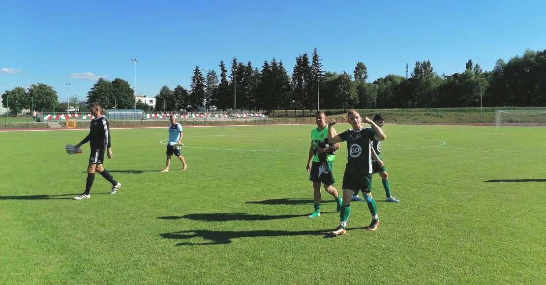 Wygrana MKS Sparta na inaugurację nowego sezonu