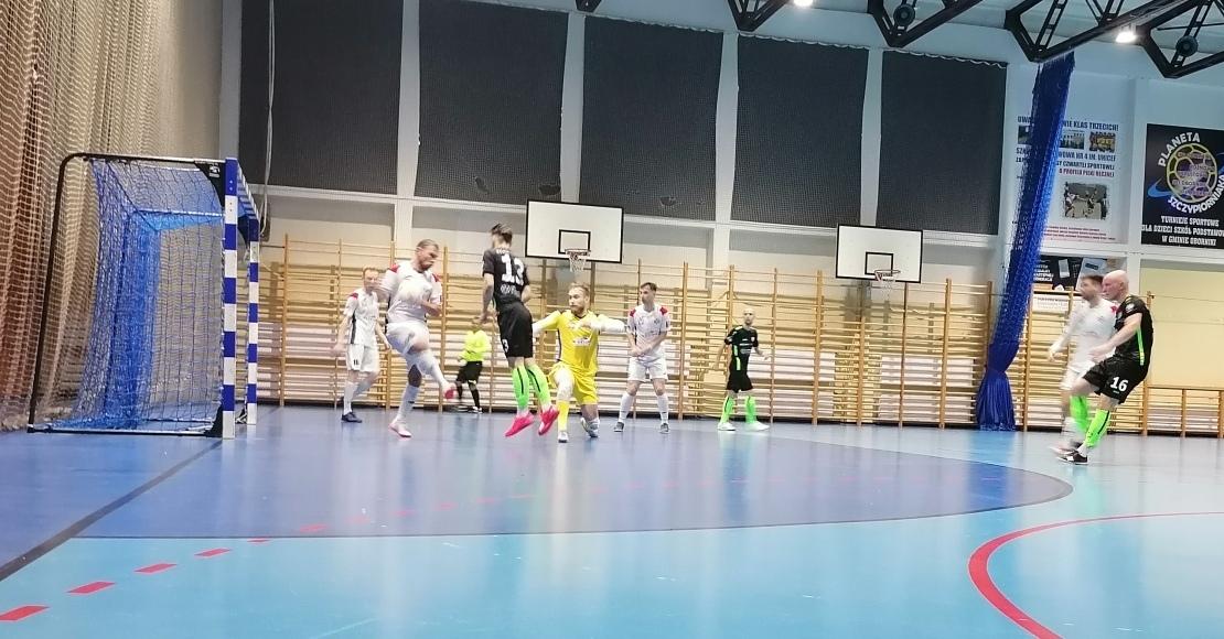 Futsaliści chcą walczyć o Ekstraklasę