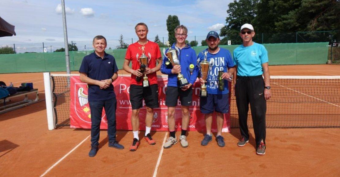 Wojciech Zalewski wygrał turniej tenisowy