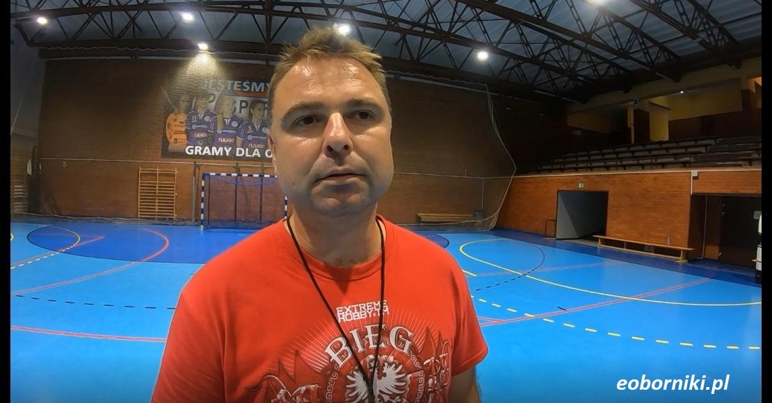 Trener M. Pietrzak zapowiada dużo emocji w meczach APR Gladiator (wywiad)