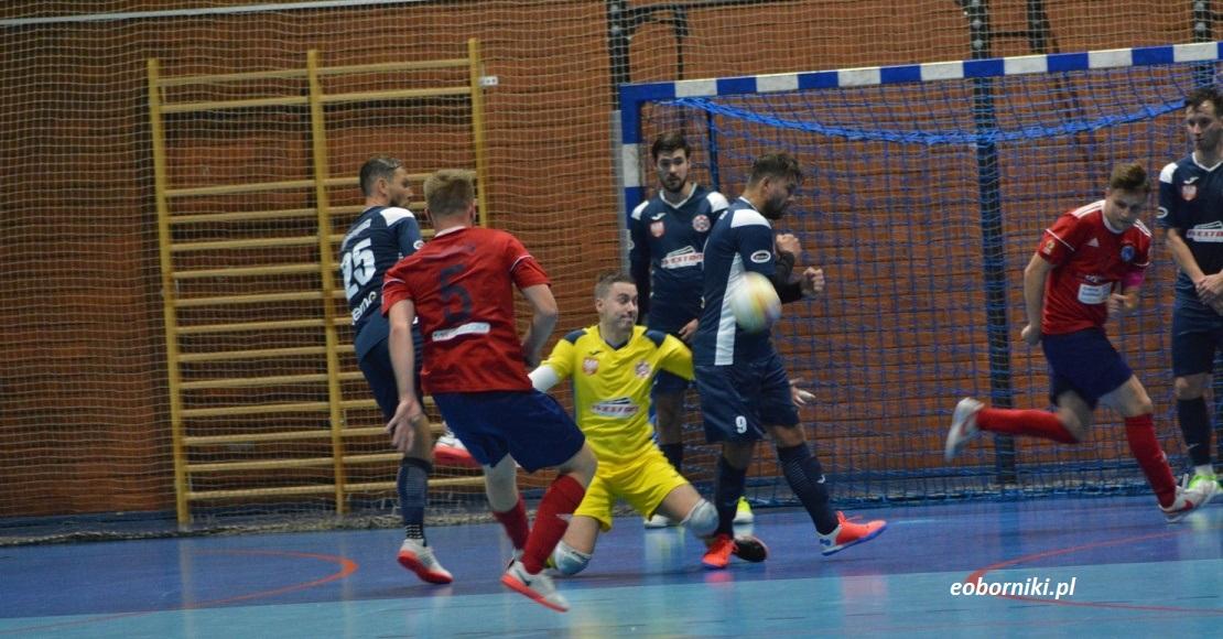 KS Futsal Oborniki nie zagra także w ten weekend