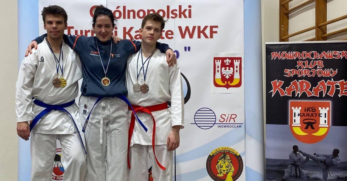 Kolejne medale Obornickiego Klubu Karate (foto)