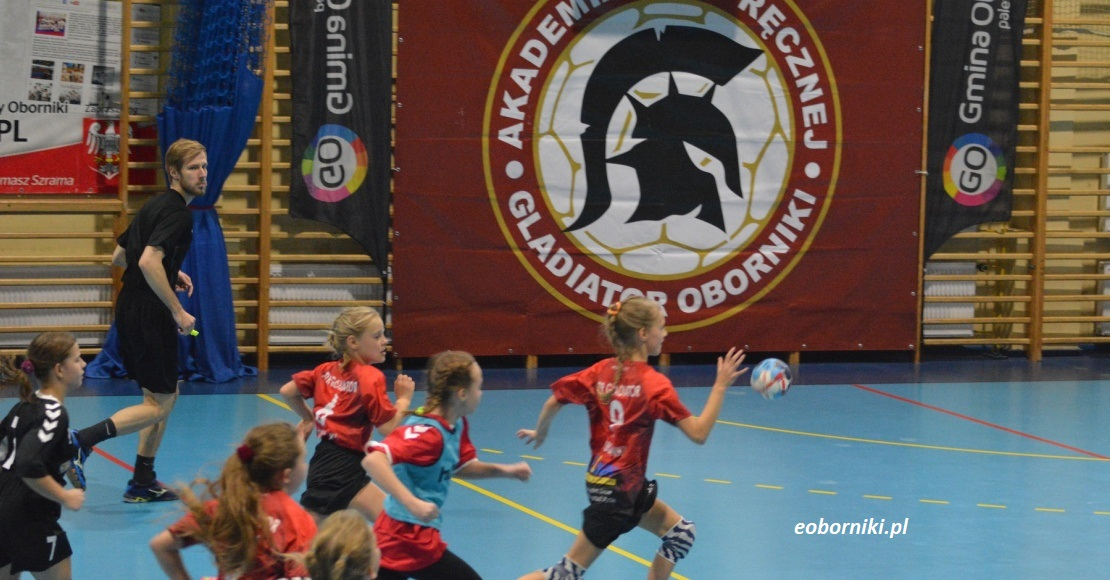 Gladiator Oborniki wygrał Turniej Mikołajkowy! (foto 1/3, film)