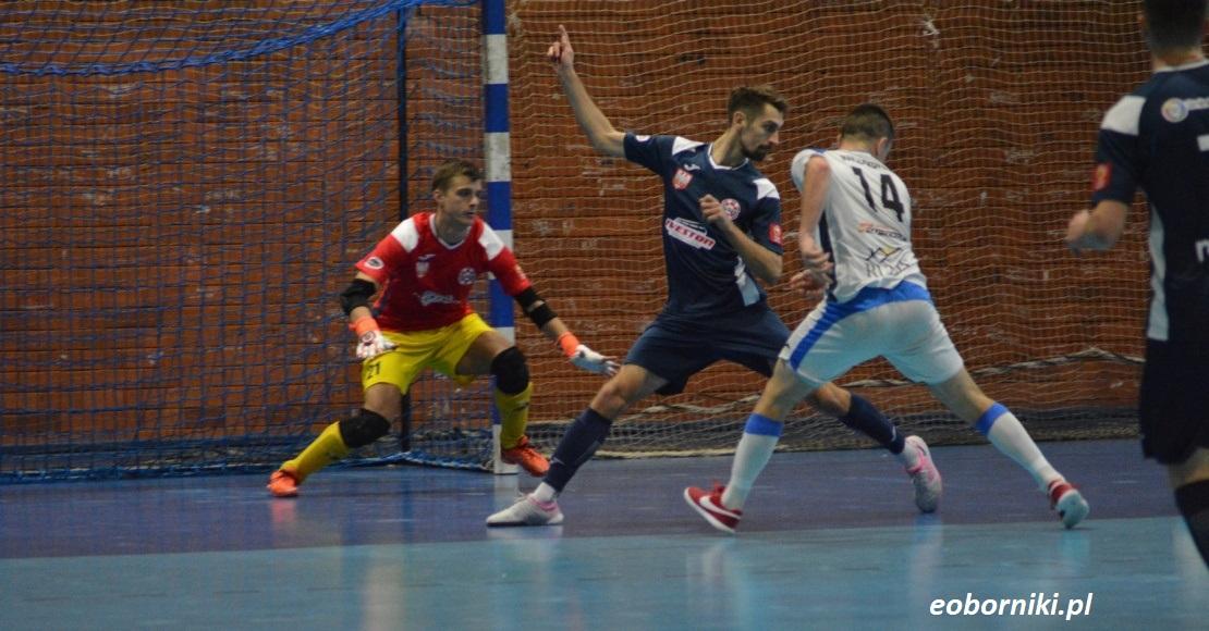 Futsal Oborniki - We-Met FC (skrót + wywiady)