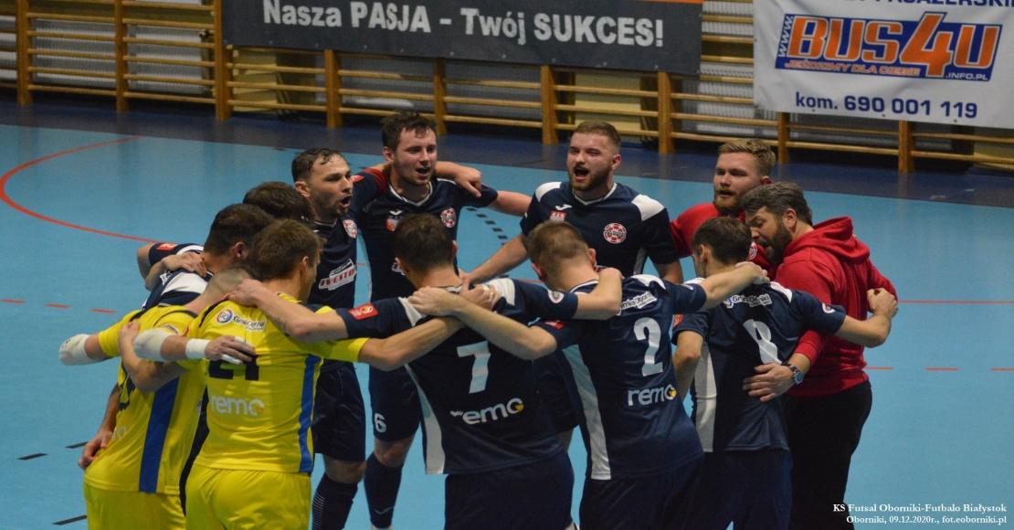KS Futsal Oborniki - Futbalo Białystok (wywiady)