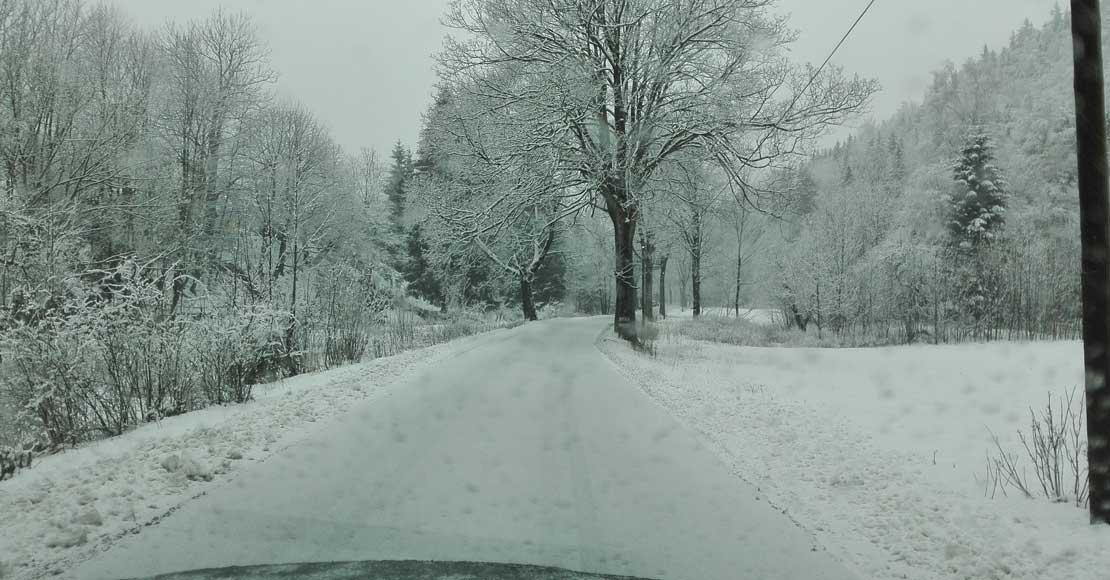 Brak śniegu może doprowadzić do suszy wiosną.
