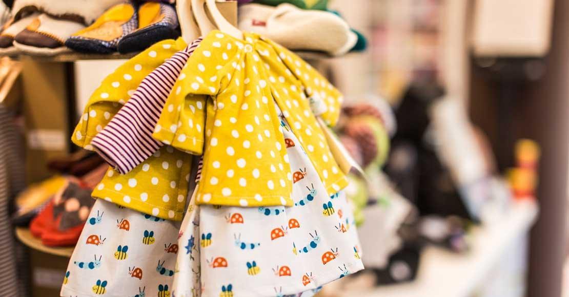 Jak kupić ubrania dla dziecka przez internet?