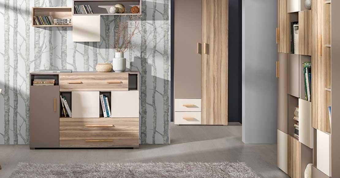 Szafki wiszące do przedpokoju - stylowe pomysły dla domu lub mieszkania