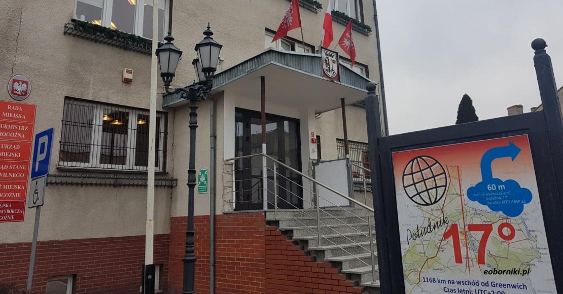 Komunikat GOPS w Rogoźnie