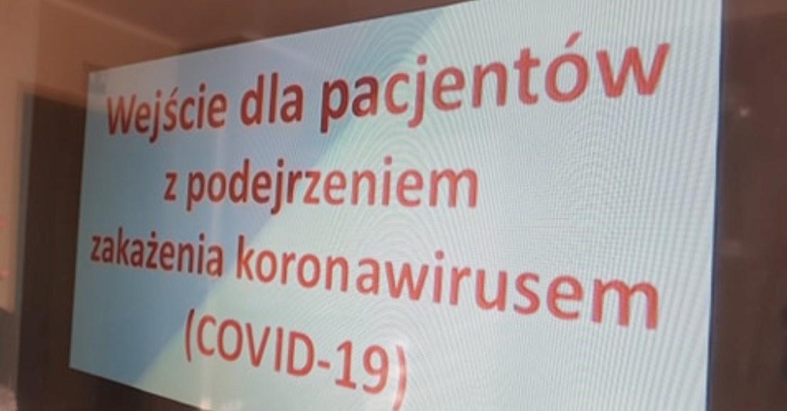 Epidemia koronawirusa: Wiele zgonów w piątkowym raporcie Ministerstwa Zdrowia