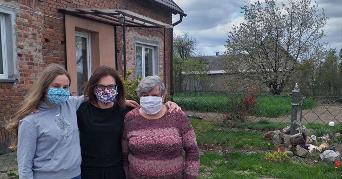 Nikola i jej babcia potrzebują nadal pomocy