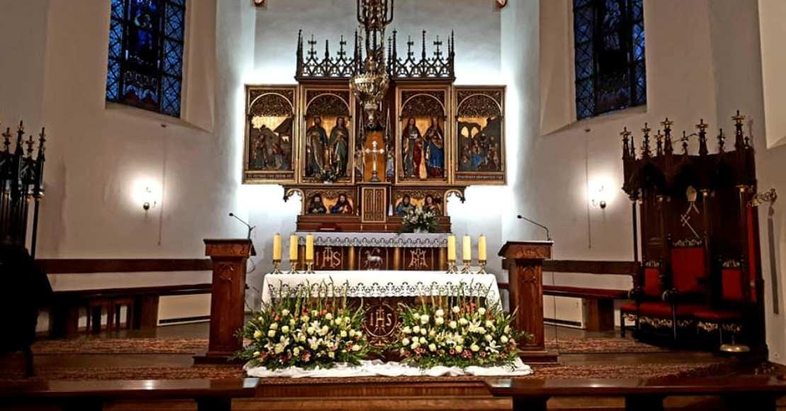 Transmisje eucharystii