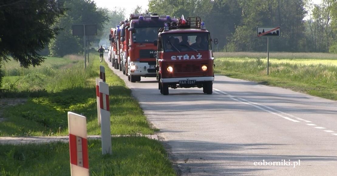 Gminny Dzień Strażaka w Nininie (film)