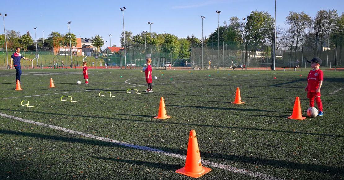 Akademia Piłkarska Oborniki rozpoczęła treningi