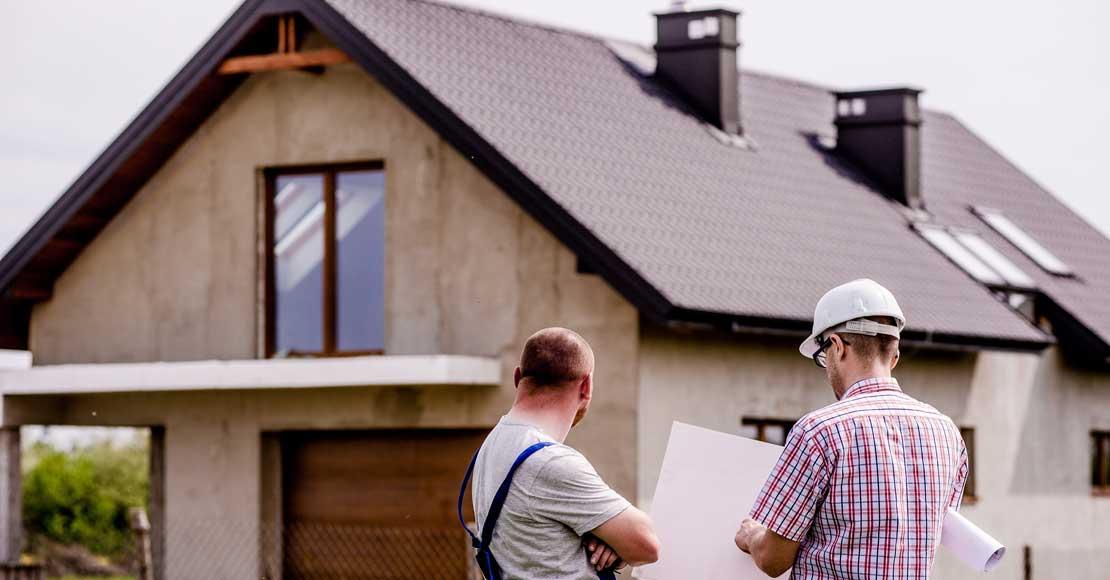 Dylematy na budowie - strop drewniany czy betonowy?