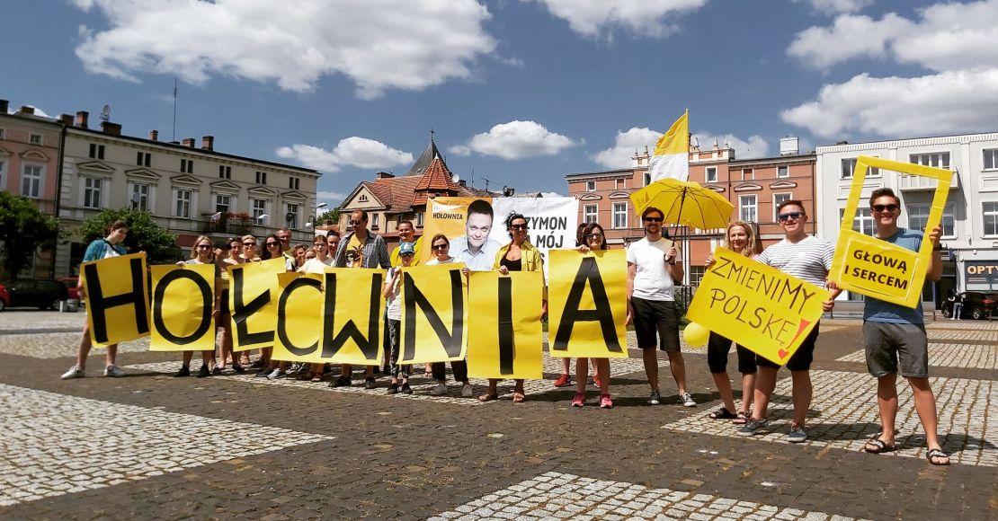 Szymon Hołownia - kandydat bezpartyjny