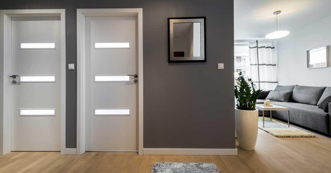 Jak wybrać drzwi wewnętrzne do domu jednorodzinnego?