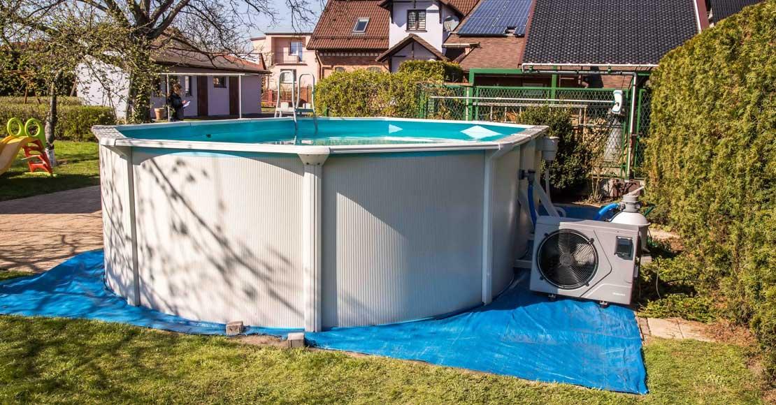 Urlop w domowym zaciszu – z basenową pompą ciepła
