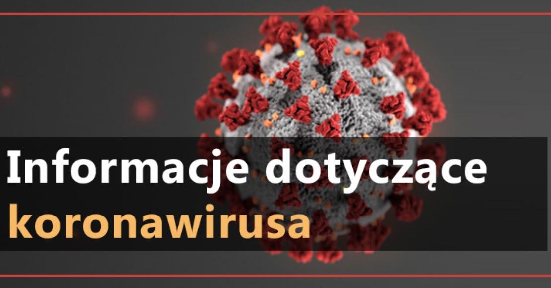 Najświeższe dane Ministerstwa Zdrowia o zakażeniach Covid-19
