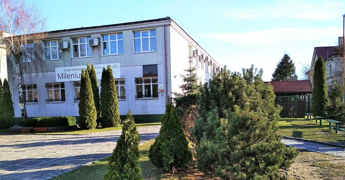 Nauczanie hybrydowe w Gnieźnieńskiej Szkole Wyższej Milenium