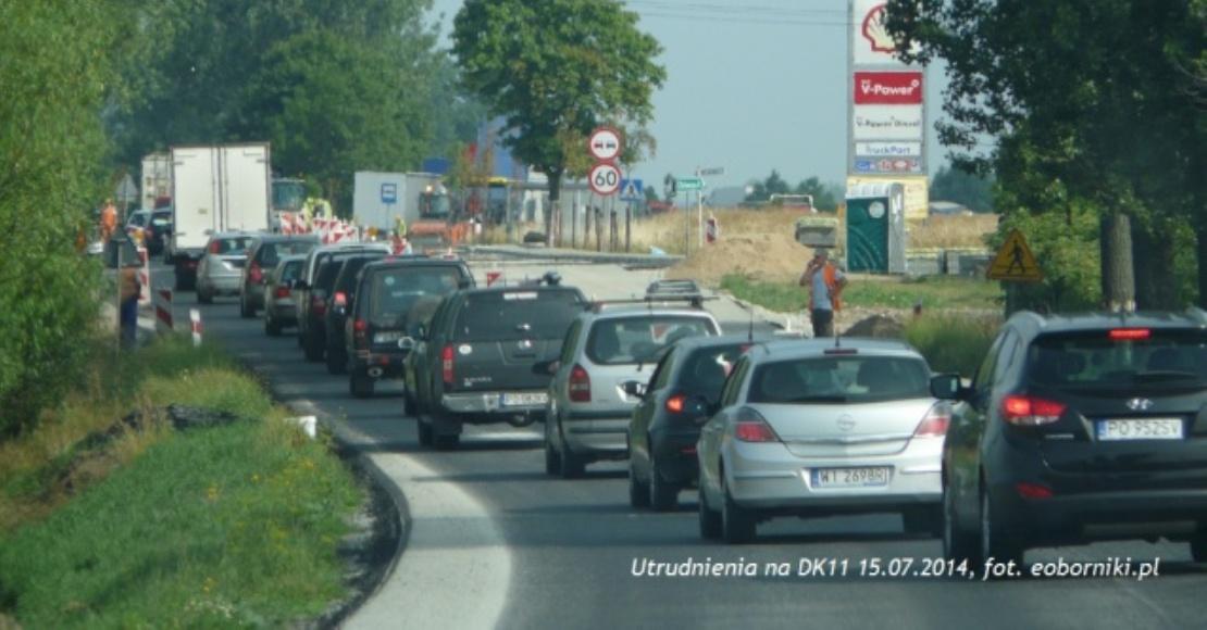 Budowa obwodnicy Obornik zaplanowana na lata 2023 – 2026 r.