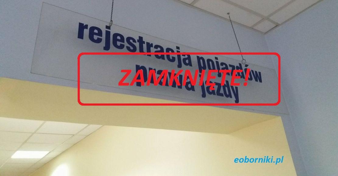 Wydział Komunikacji i Rozwoju zamknięty!