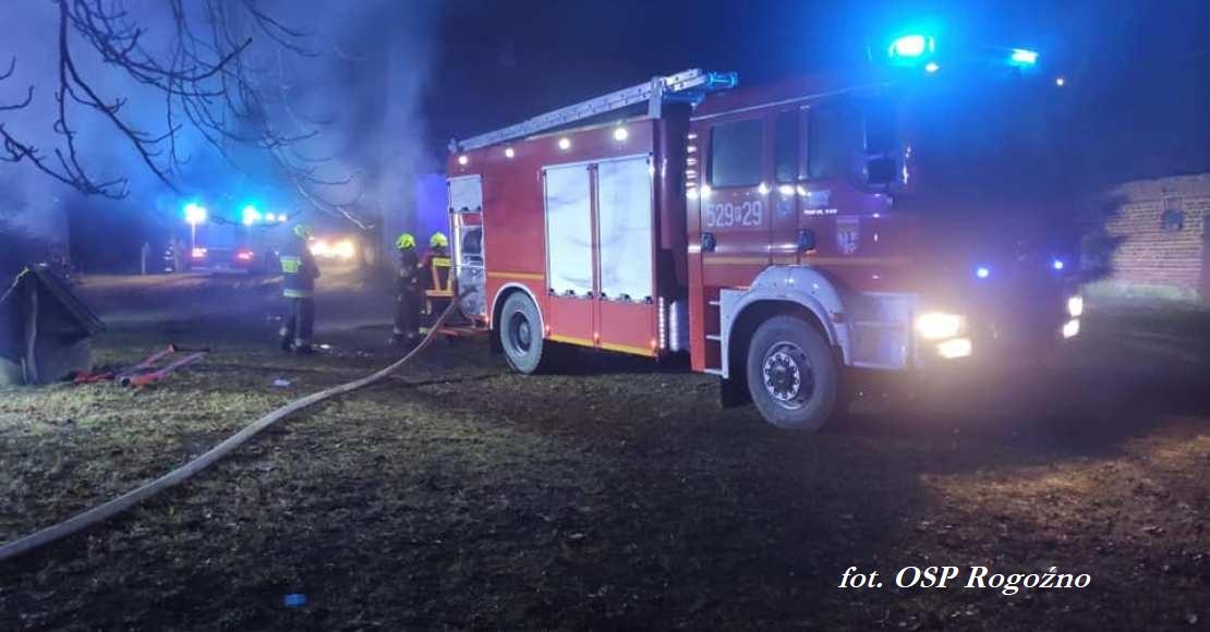 Podpalenie w Radomiu? (foto)