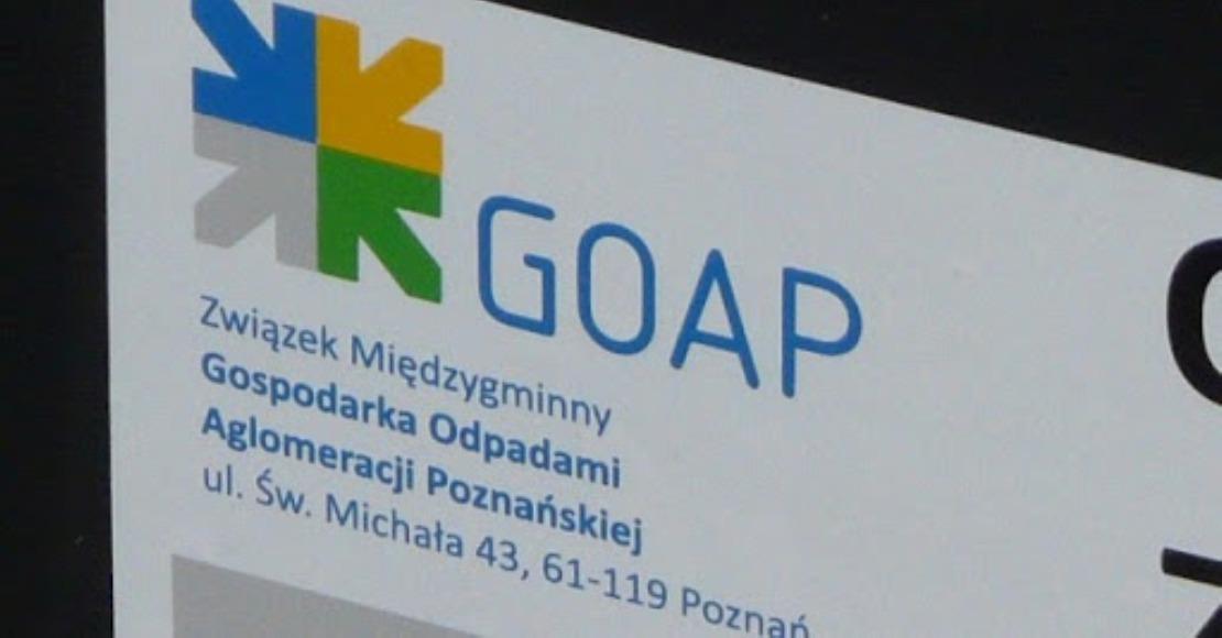 Gmina Oborniki wychodzi z GOAP-u