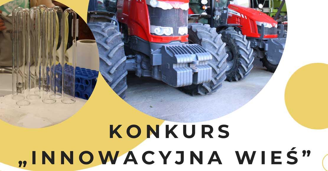 Innowacyjna wieś, czyli konkurs dla rolników i przedsiębiorców z Wielkopolski