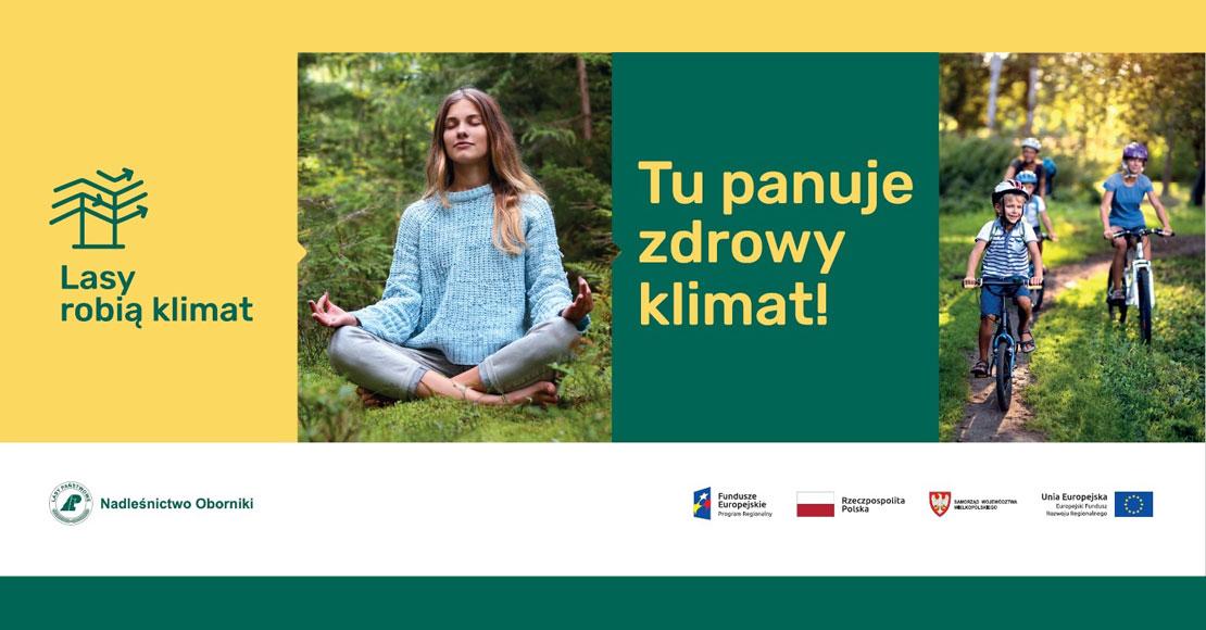 Z lasu wzięte…. zdrowy klimat