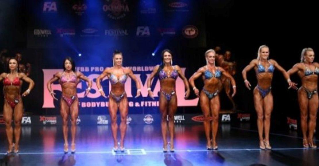 Sukces Anny Biednej podczas Festiwalu Sportów Sylwetkowych (foto)