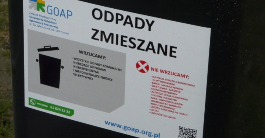 Miasto Poznań opuszcza Związek Międzygminny GOAP