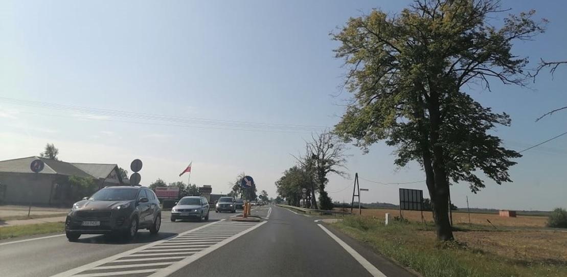 Sygnalizacja w Bogdanowie jeszcze w tym roku