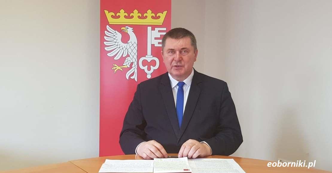 Oświadczenie Burmistrza Rogoźna