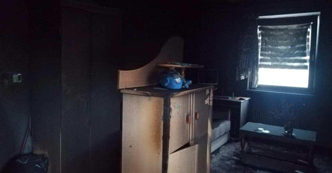 W pożarze stracili majątek (foto)