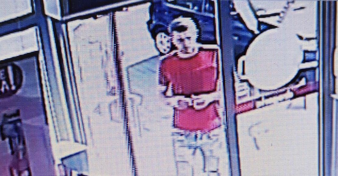 Policja poszukuje mężczyzny ze zdjęcia