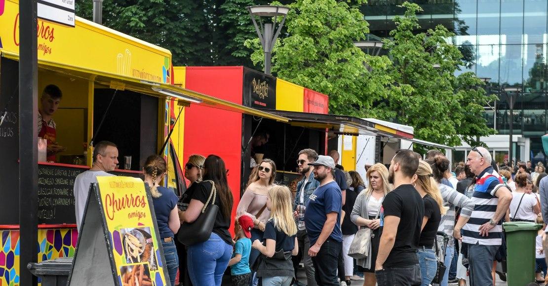 Dlaczego lubicie Festiwal Smaków Food Trucków w Obornikach?
