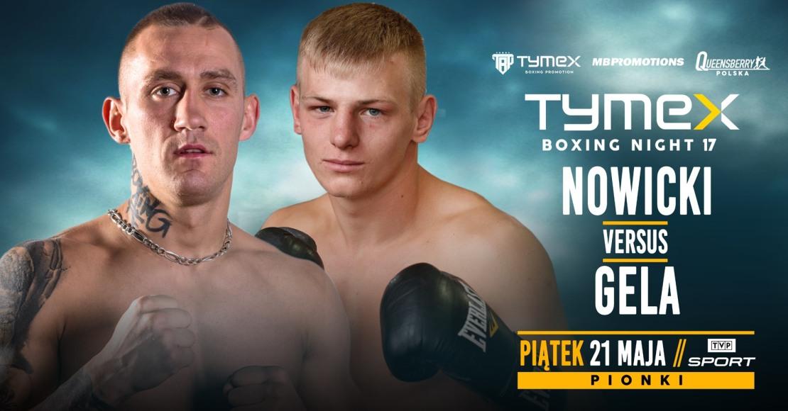Tomasz Nowicki wraca na ring