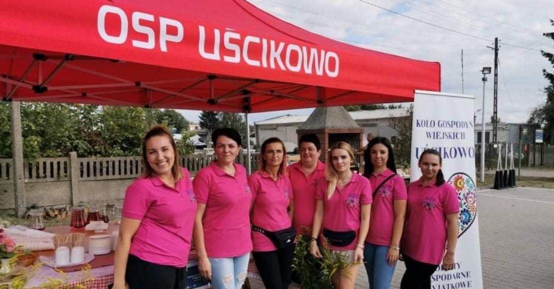 Festyn na zakończenie lata w Uścikowie (foto)