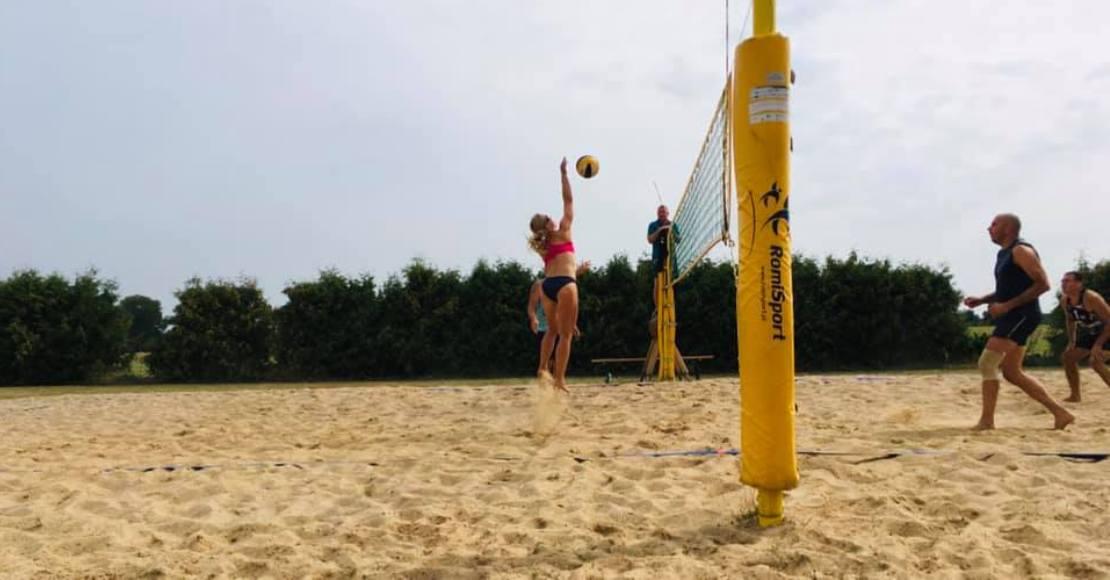 Polsko-brazylijska para wygrywa Beach Volley w Pruścach