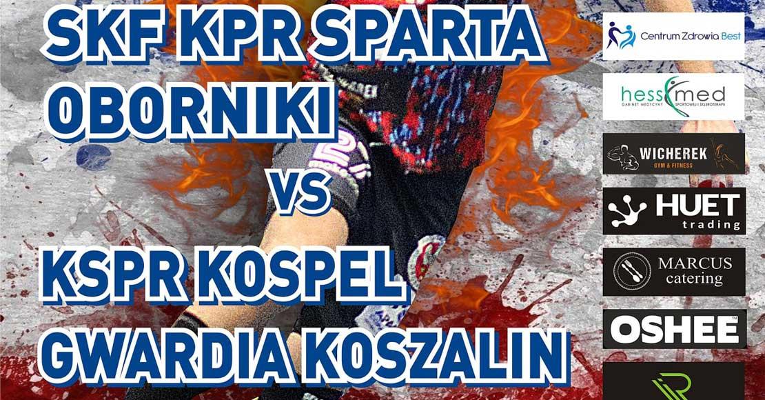 SKF KPR Sparta Oborniki - mecz o 17:00!
