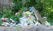 Wełna - rzeka pełna śmieci