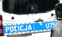 Piątkowe poszukiwania policji