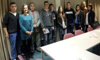 Uczniowie ZS Objezierze byli w Lubeck-Travemunde (foto)