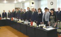 Zaprzysiężenie Burmistrza Obornik i Rady Miejskiej w Obornikach (foto)