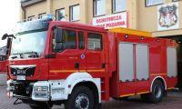 Nowy wóz strażacki w OSP Rogoźno
