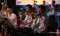 Brass Band Oborniki na trzecie urodziny